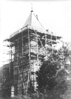 Turmarbeiten