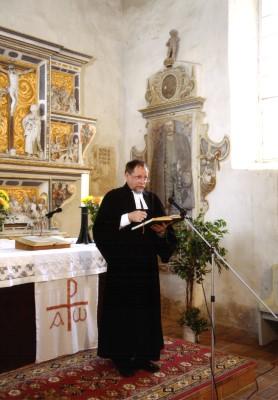 Pfarrer Andreas Althausen