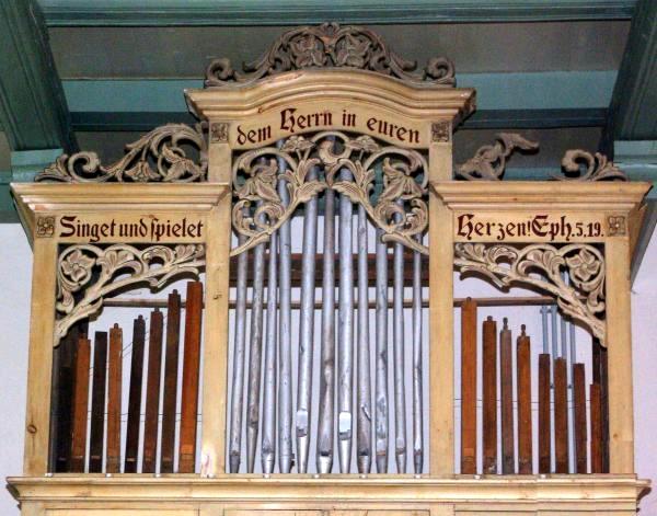 Arensdorfer Orgel