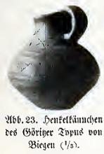 Henkelkännchen Göritzer Typus