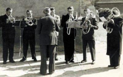 Biegener Bläserchor Gründung 1955