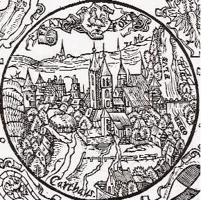 Carthäuser Stadansicht Frankfurt 1562