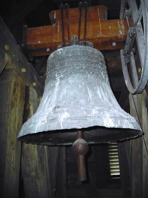 Glocke aus Hasselbusch