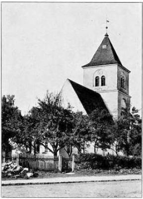 Kirche Biegen 1907