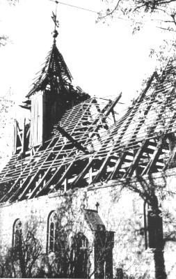 Kirche Jacobsdorf