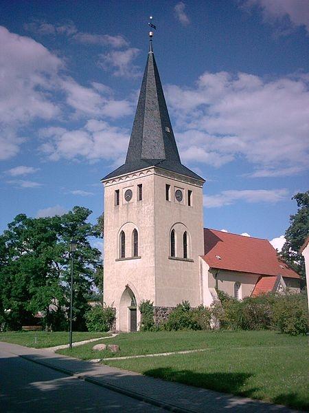Alt Madlitzer Kirche
