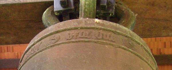 Petersdorfer Kirche Glocke