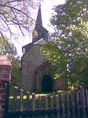 Kirche Sauen