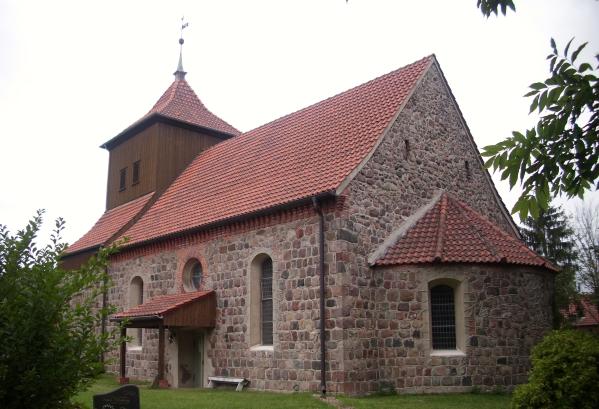 Kirche Sieversdorf