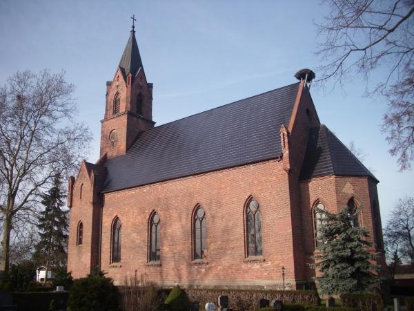 Kirche Treplin