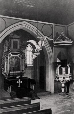 Wilmersdorf Altar