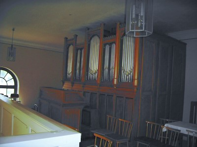 Sauer - Orgel