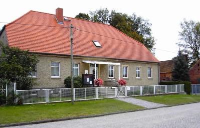 Pfarrhaus Biegen