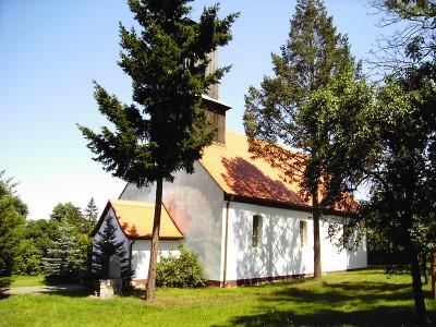 Kirche Pillgram